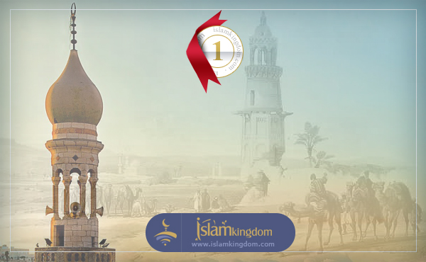أول من حيا الرسول بتحية الإسلام <b>أبو ذر الغفاري</b>.