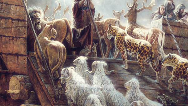 تاريخ الرسل: نوح