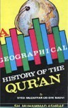 A GEOGRAPHICAL HISTORY OF THE QUR AN