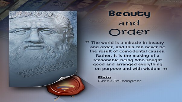 Beauty and Order