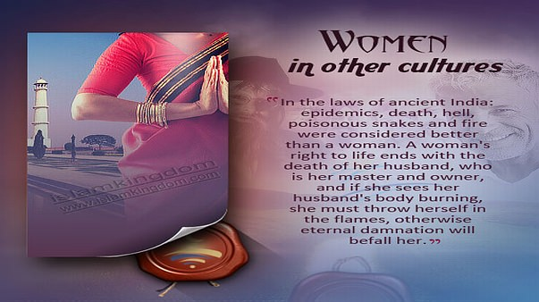Women in man-made laws