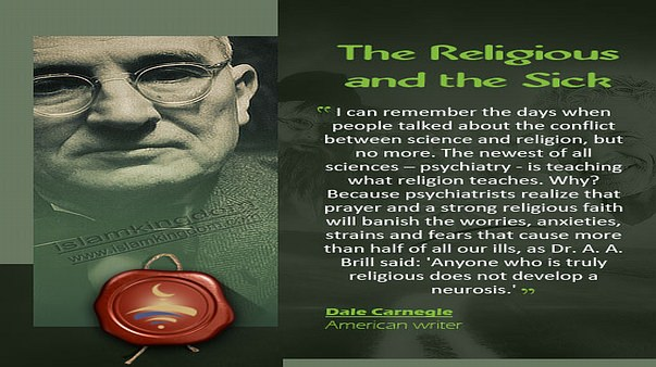 The religious and the sick