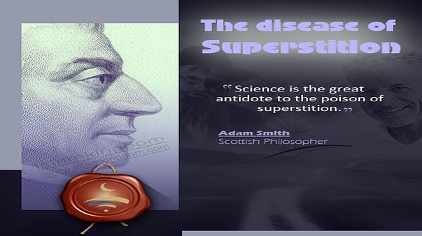 The disease of superstition