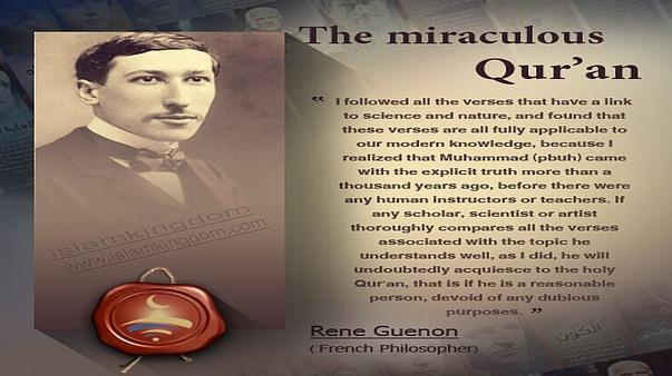 The miraculous Qur'an