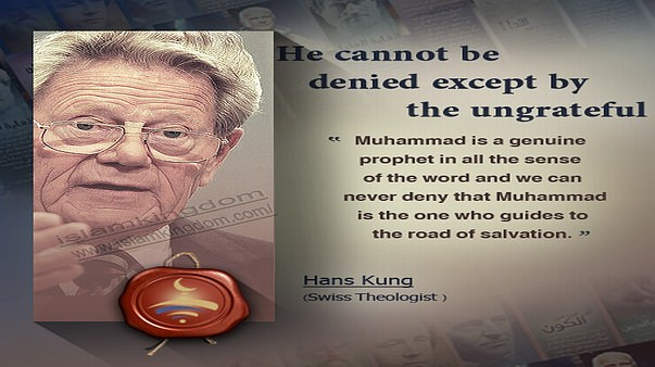He cannot be denied except by the ungrateful