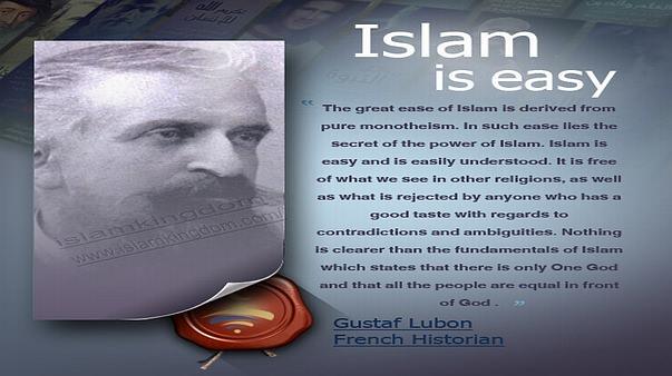 Islam is easy