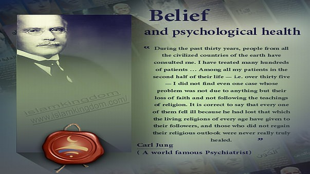Belief and psychological health
