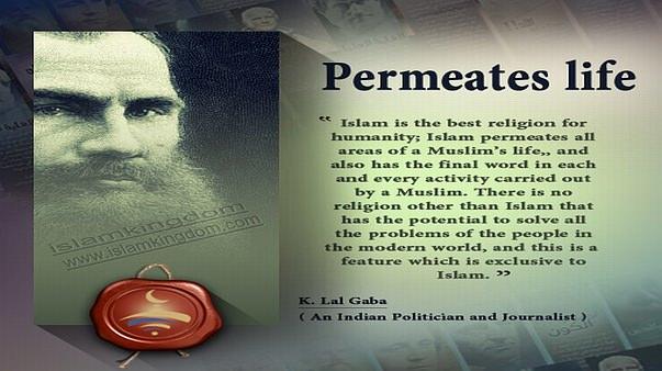 Permeates life