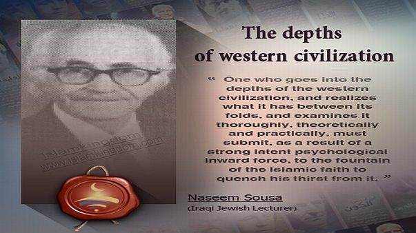 The depths of western civilization