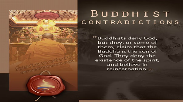 Buddhist contradictions