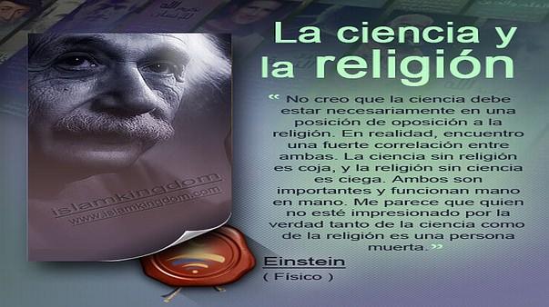 La ciencia y la religión