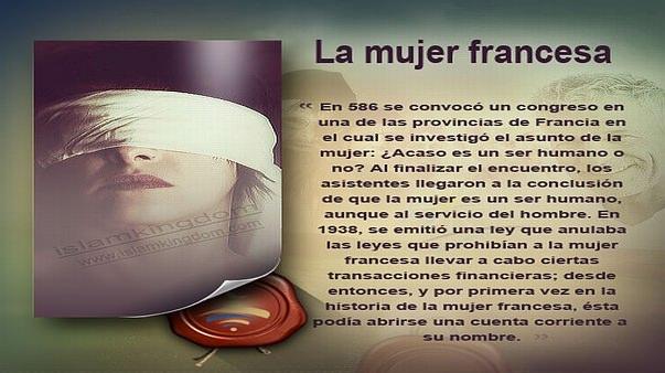 La mujer francesa