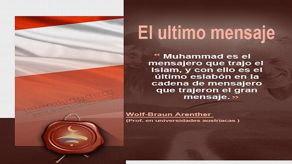 El ultimo mensaje