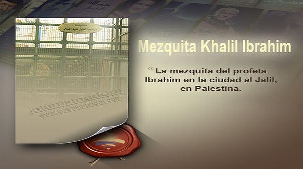 Mezquita Khalil Ibrahim