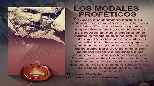 LOS MODALES PROFÉTICOS