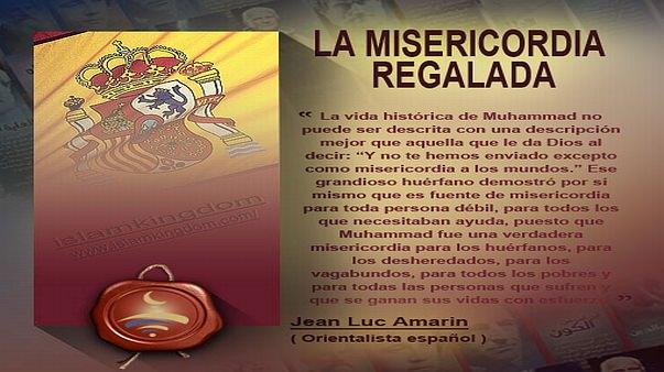LA MISERICORDIA REGALADA