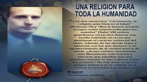 UNA RELIGION PARA TODA LA HUMANIDAD