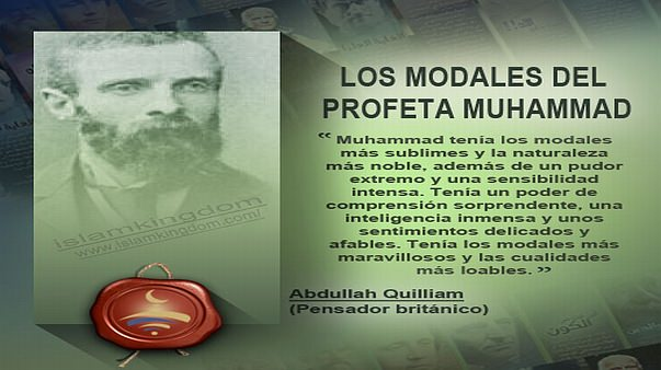 LOS MODALES DEL PROFETA MUHAMMAD