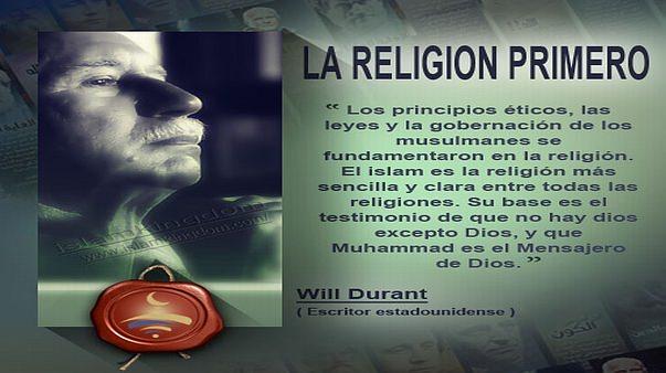 LA RELIGION PRIMERO