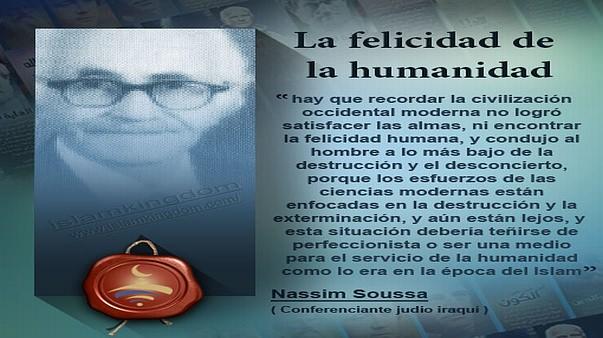 La felicidad de la humanidad