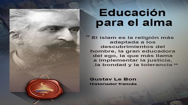Educación para el alma