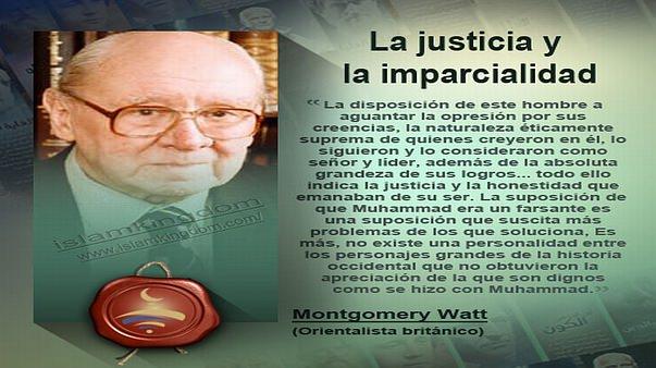 La justicia y la imparcialidad
