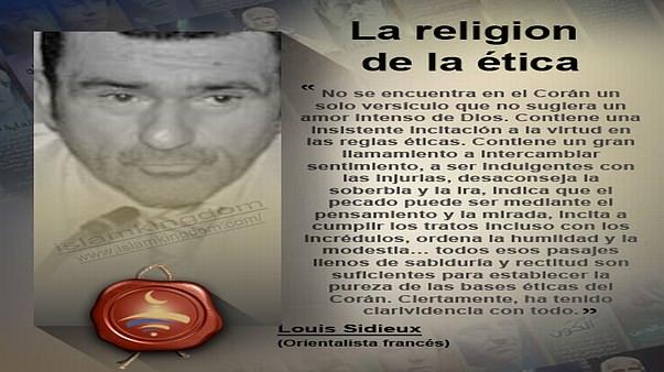 La religion de la ética