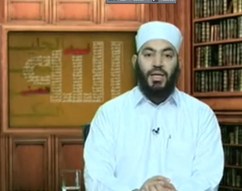 اسماء الله  القادروالقدير والمقتدر الشيخ ابراهيم الحماحمى