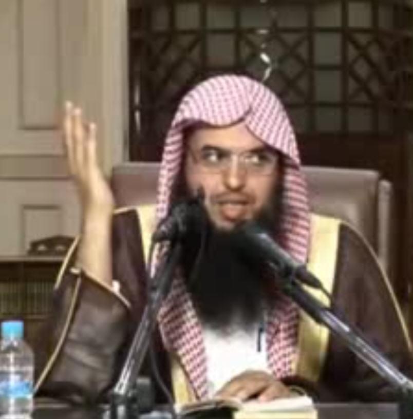 شرح كتاب التوحيد 3 الشيخ عبد العزيز بن محمد السعيد