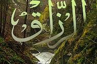 اللہ تعالی رزّاق ہیں